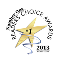 Reader's Choice Winner - 2013