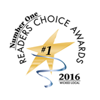 Reader's Choice Winner - 2016
